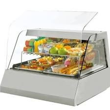 Roller Grill VVF800 Countertop Refrigerated Display
