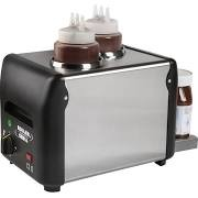 Roller Grill WI/2 Warm it Double Chocolate and Sauce Warmer 2