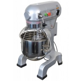 --- CHEFSRANGE AD10 --- Heavy Duty 10 Litre Planetary Mixer with 3 Speeds