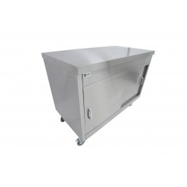 Parry AMB18P Ambient Flat Top Pass Through Cupboard