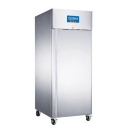 Arctica HEF136 Medium Duty Upright GN 2/1 Stainless Steel Refrigerator