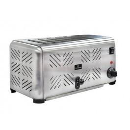 Chefmaster HEA896  6 Slot Stainless Steel Toaster