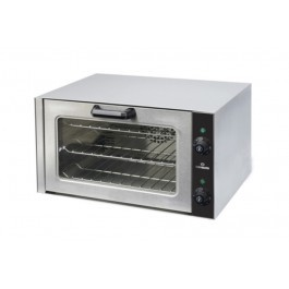 Chefmaster HEC820 Compact 3 Shelf Convection Oven - 30 Litres