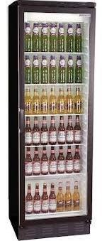 Autonumis A21203 Hi-Line Upright Single Door Bottle Cooler