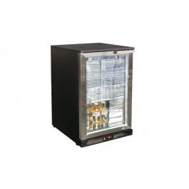 Atosa BDS-130 Painted Stainless Steel Undercounter Single Door Bottle Cooler