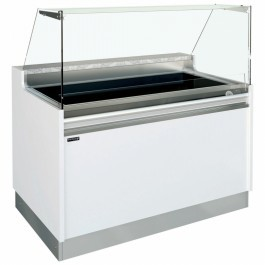 BELLINI 1250PQ VVR White, Hot Plate