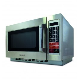 --- BELMONT MWO1000 --- Programmable 1000W Microwave with 5 Power Levels