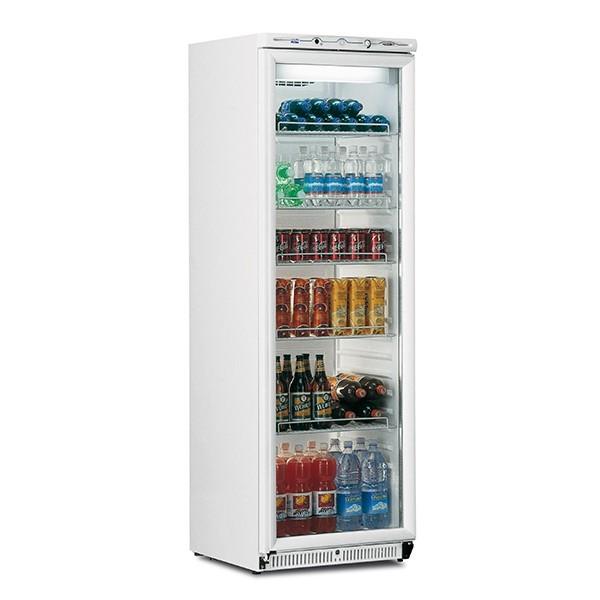 Mondial Elite BEVPR40 Single Glass Dooor Refrigerator with 5 Shelves