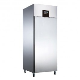 Blizzard BR1SS Single Door Upright Stainless Steel 650 Litre Refrigerator