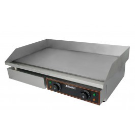 --- BLIZZARD BG2A --- Stainless Steel Twin Thermostat GriddleBG1A Stainless Steel Single Griddle