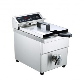 --- BLIZZARD BIF --- Single Tank Induction Fryer with Precise Adjustable Temperature