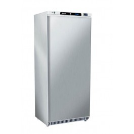 --- BLIZZARD H600SS --- Stainless Steel Upright Single Door Fridge