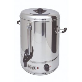 --- BLIZZARD MF40 --- Stainless Steel 40 Litre Catering Urn