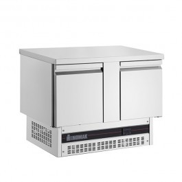 Inomak BPV7300 Twin Door Compact Gastronorm Counter 232 Litre