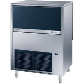 Brema CB640A-P Undercounter Icemaker with 75kg Output & Drain Pump