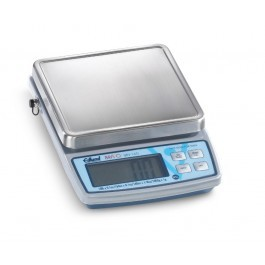 Edlund BRAVO BRV-160 Stainless Steel 10lb Digital Scales with Clearshield Cover