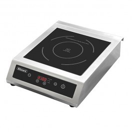 Blizzard BSPIH Table Top Stock Pot Induction Hob with Touch Controls & LED Display