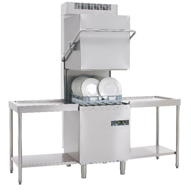 Maidaid C1035WSHR Dishwasher with Drain Pump, Softener & Heat Recovery