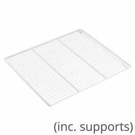 Sterling Pro GN 1/1 Shelf with Runners and Drawer Options