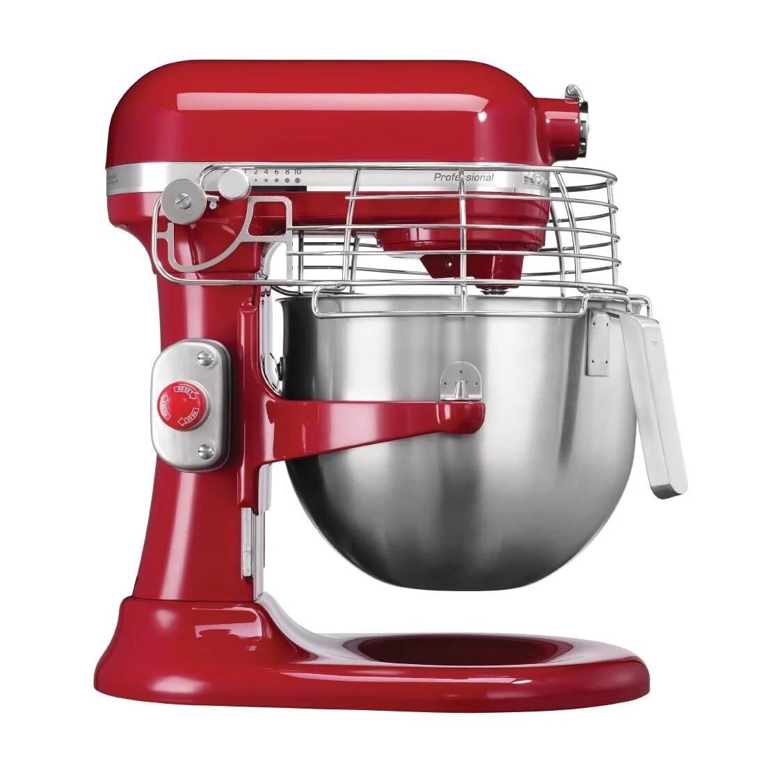 KitchenAid 5KSM7990XBER Professional Stand Mixer 6.9 Litre Red - CB576
