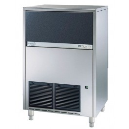 Brema CB955A Undercounter Icemaker with 98kg Output & Gravity Drain