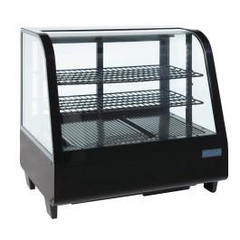 Polar CC611 Black Curved Counter Top Display