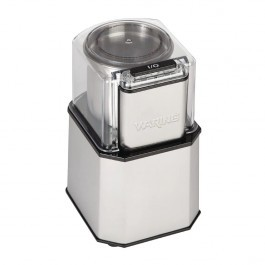 Waring WSG30K Stainless Steel Spice Grinder - 70g Chopping Capacity - CD409