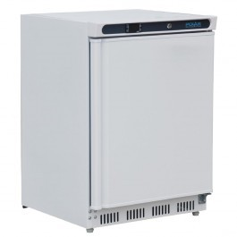 Polar CD610 White Undercounter Fridge