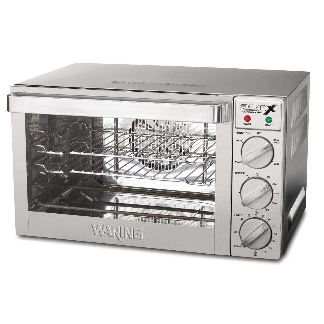 Waring WCO250XK Convection Oven Capacity 25 Litres - CF235