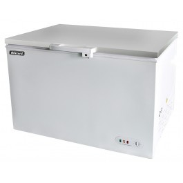 --- BLIZZARD CF450SS --- Chest Freezer with a Stainless Steel Lid