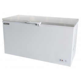 Blizzard CF550SS Chest Freezer with a Stainless Steel Lid