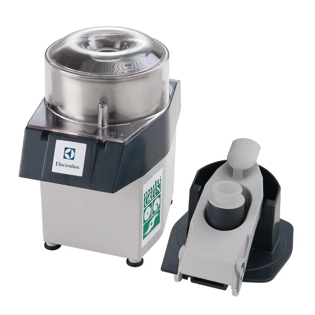 Electrolux MUGYXG Multi Green Veg Slicer & Food Processor - 603845