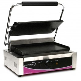 Pantheon CGL1S Extra Large Single Smooth Contact Grill