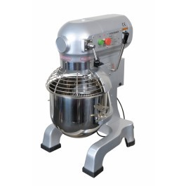 --- CHEFSRANGE AD40 --- Heavy Duty 40 Litre Planetary Mixer with 3 Speeds