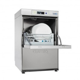 Classeq D500P Standard Front Loading Dishwasher with Drain Pump