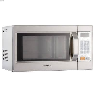 Samsung CM1089 Light Commercial 1100W Programmable Microwave