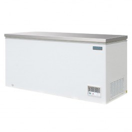 Polar CM530 Stainless Steel Lid Chest Freezer