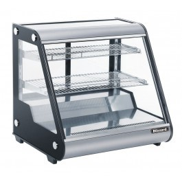 Blizzard COLDT2 Refrigerated Counter Top Display Cabinet