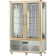 Tecfrigo CONTINENTAL 700G Glass Door Merchandiser
