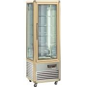 Tecfrigo CONTINENTAL 350R Rotating Glass Display Case