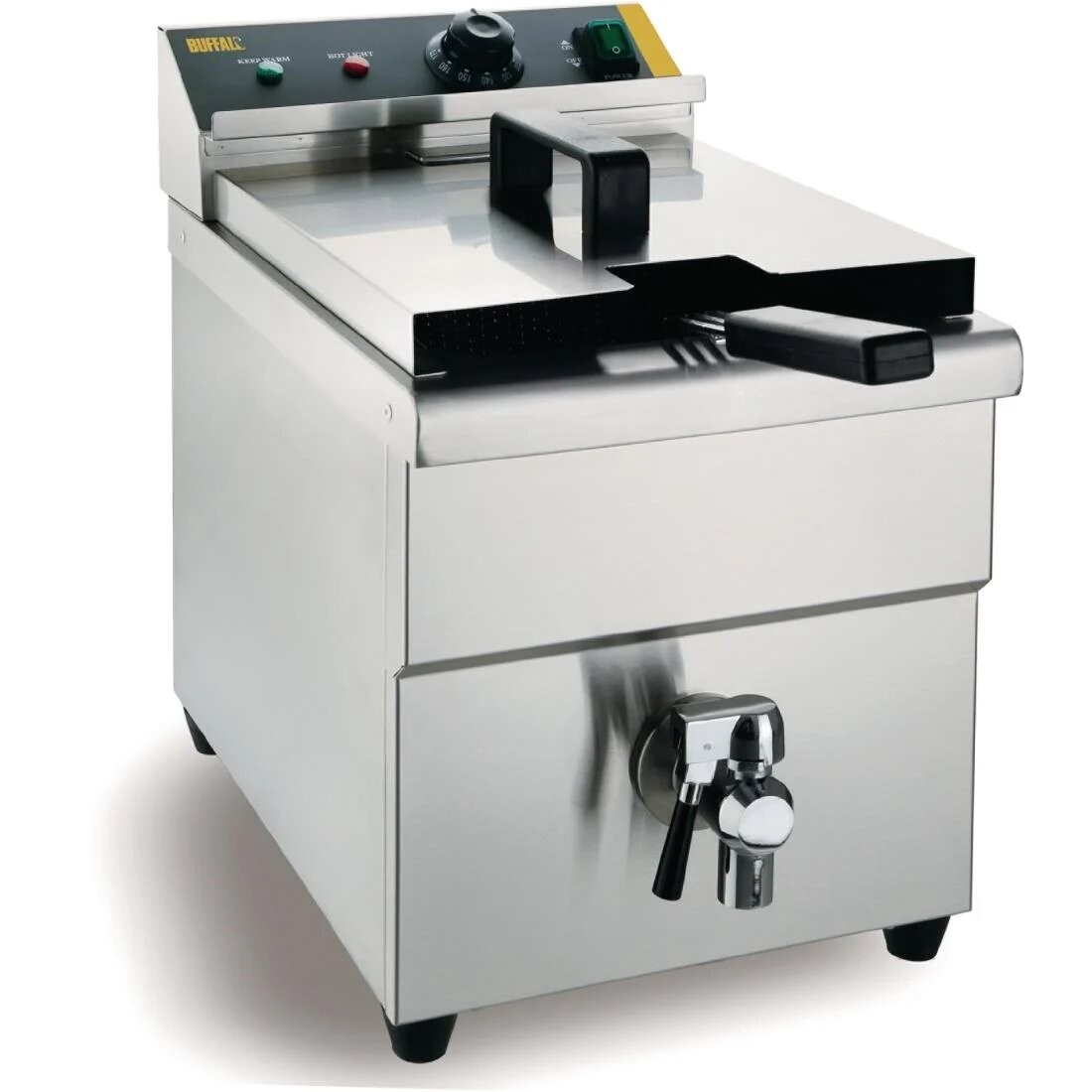 Buffalo CP793 Single Tank Countertop Induction Fryer