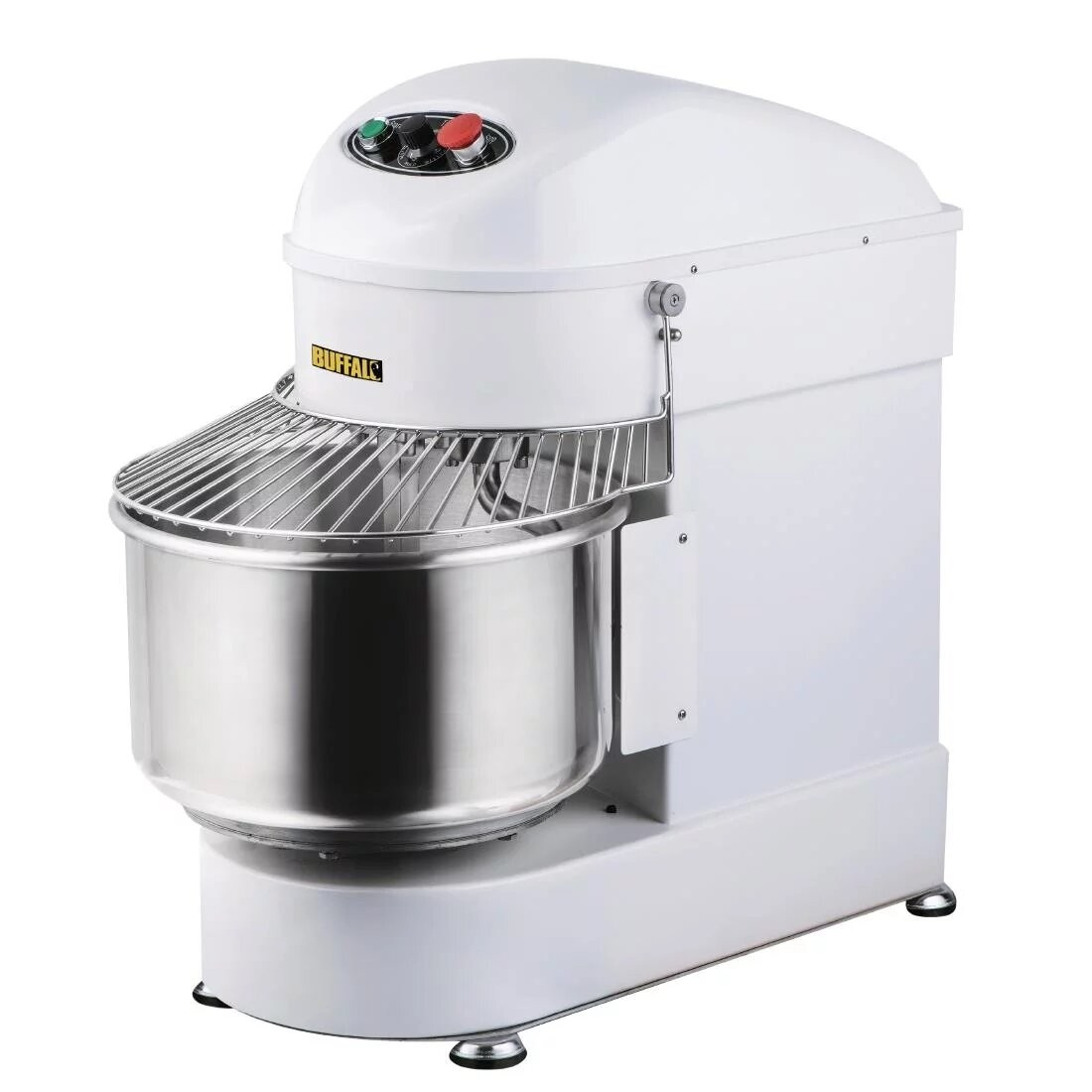 Buffalo CP821 Single Speed 20 Litre Spiral Dough Mixer