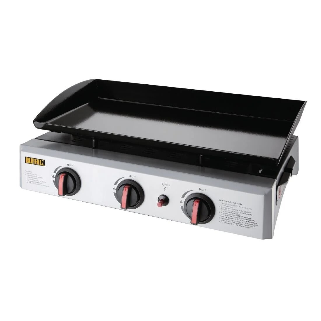 Buffalo CR886 Outdoor Gas Griddle