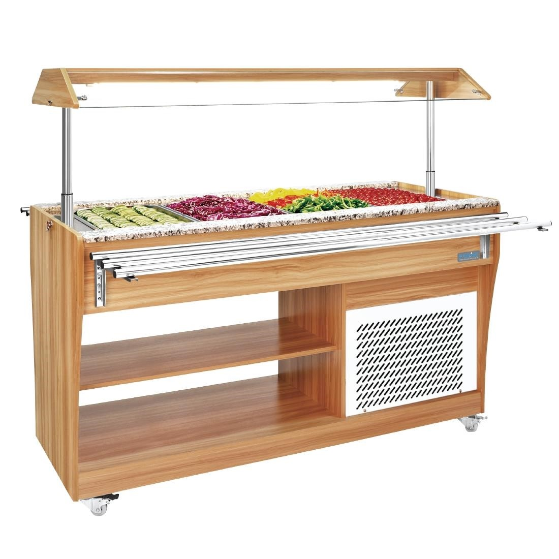 Polar CR899 G-Series Refrigerated Buffet Bar