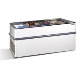 --- CRYSTAL CRYSTALLITE 25 --- Island Display Freezer CRYSTALLITE 20 Island Display Freezer