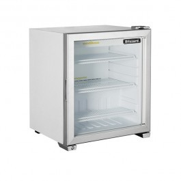 --- BLIZZARD CTF99 --- Counter Top 99 Litre Display Freezer with LED Lights