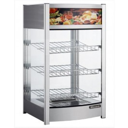 Blizzard CTH97 Heated Aluminium Counter Top Display