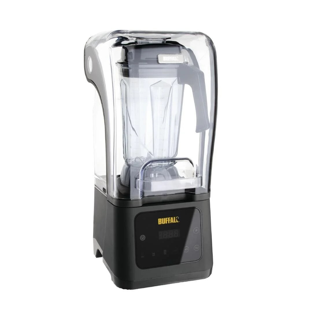 --- BUFFALO CY141 --- Bar Blender 2.5Ltr with Sound Enclosure and Digital controls
