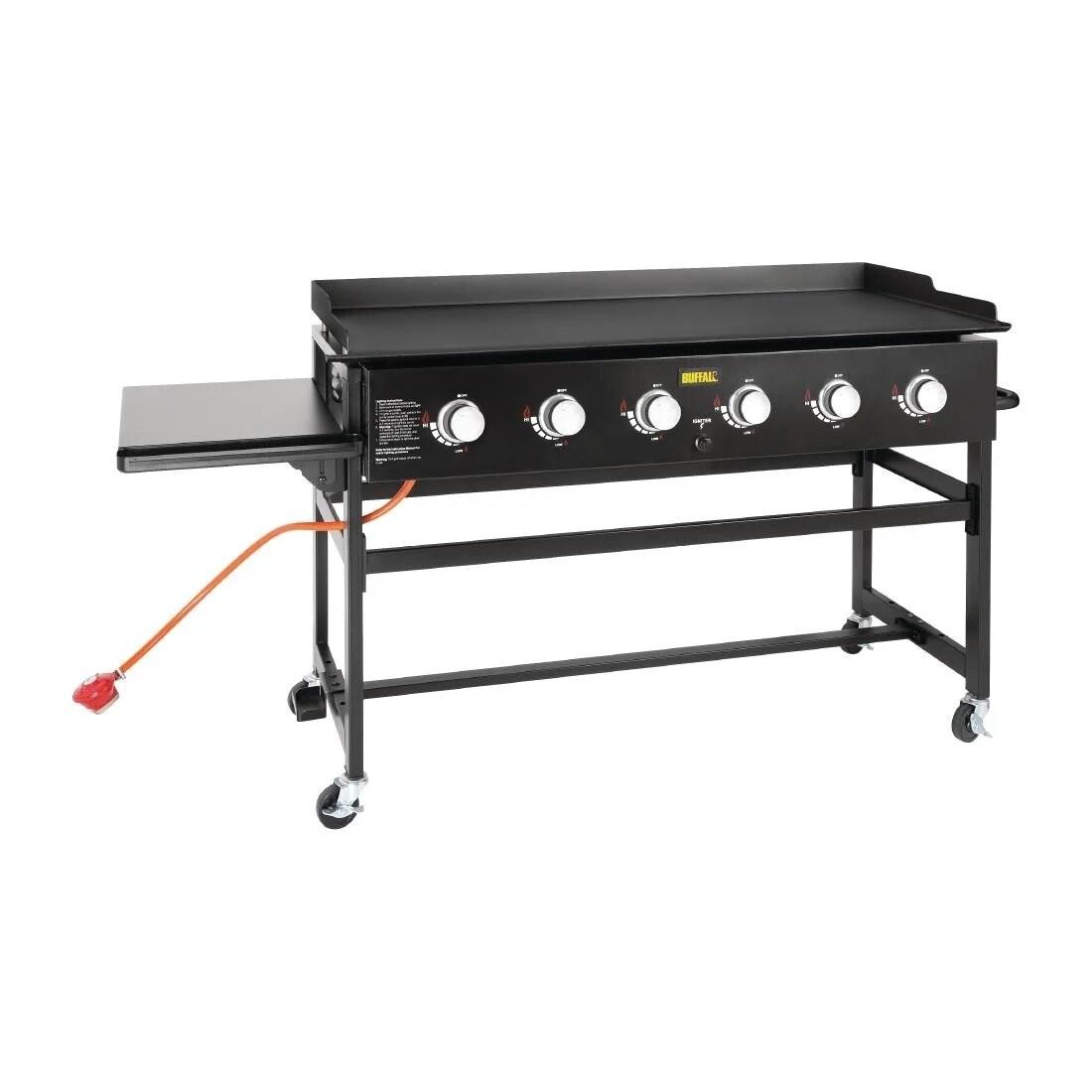 Buffalo CY265 Six Burner Gas BBQ Griddle