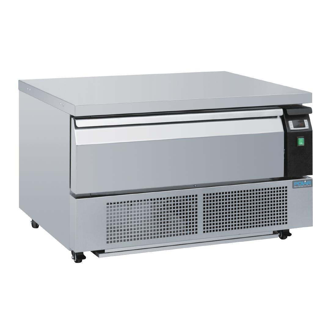 Polar DA994 U-Series Single Drawer Counter Fridge Freezer